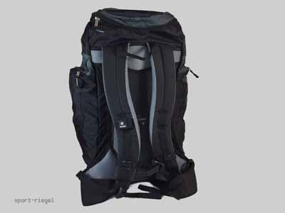 deuter rucksack wanderrucksack gr den 35 schwarz grau. Black Bedroom Furniture Sets. Home Design Ideas