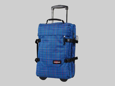 eastpak trolley koffer tranverz s k661 test royal blau 42l. Black Bedroom Furniture Sets. Home Design Ideas