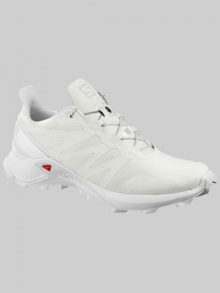 Salomon Supercross W - white/white/white