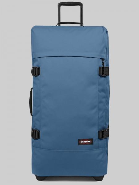 EASTPAK Trolley Koffer TRANVERZ L EK63 Bogus Blue 121L mit TSA Schloss