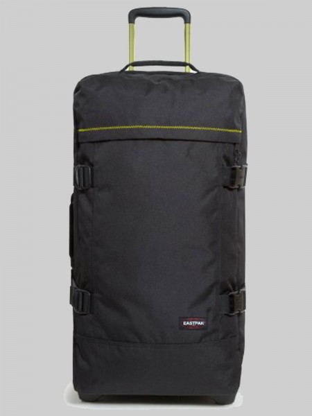 EASTPAK Trolley Koffer TRANVERZ L K63F Dark Stiched 121L NEUES MODELL