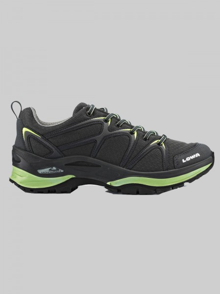 LOWA INNOX GTX Lo Woman - anthrazit/mint