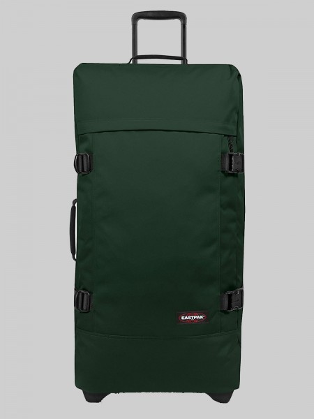 EASTPAK Trolley Koffer TRANVERZ L K63F Optical Green 121L NEU