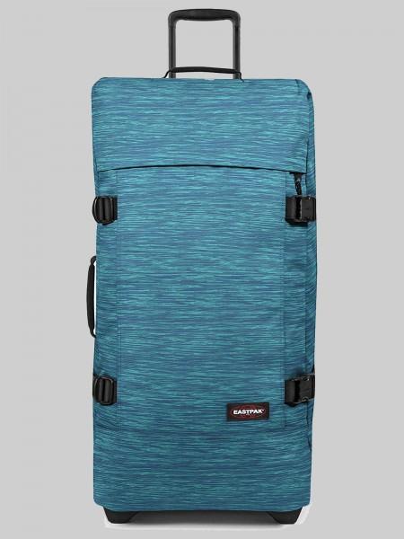 EASTPAK Trolley Koffer TRANVERZ L K63F Knit Blue 121L NEU