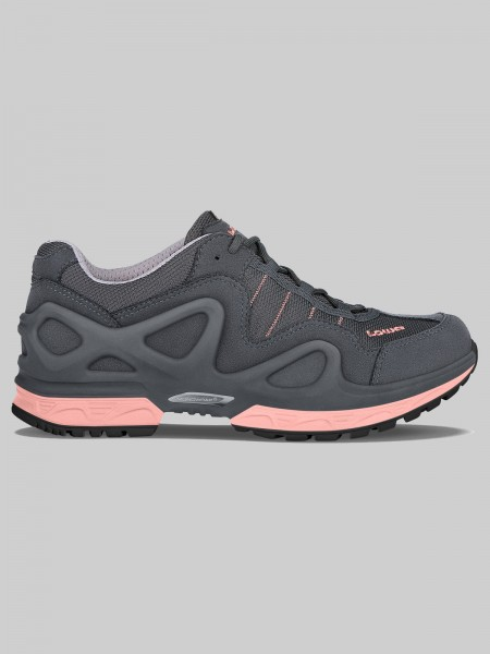 LOWA Gorgon GTX Woman - anthrazit/rose