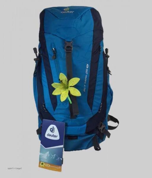 Deuter Damen Rucksack Wanderrucksack ACT Trail 28 SL - turquoise/midnight 28L