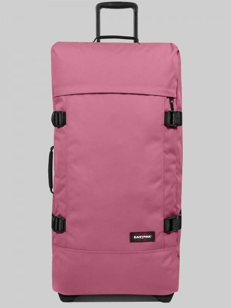 EASTPAK Trolley Koffer TRANVERZ L EK63 Salty Pink 121L mit TSA Schloss