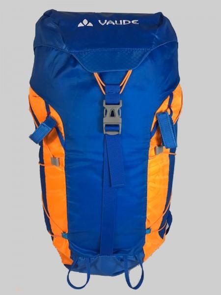 Vaude Rucksack Wanderrucksack Minimalist 15 - blau/orange 15L NEU