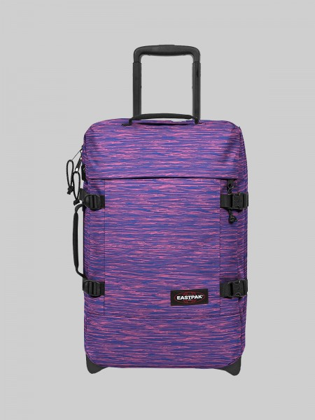 EASTPAK Trolley Koffer TRANVERZ S EK61F Knit Pink 42L NEU