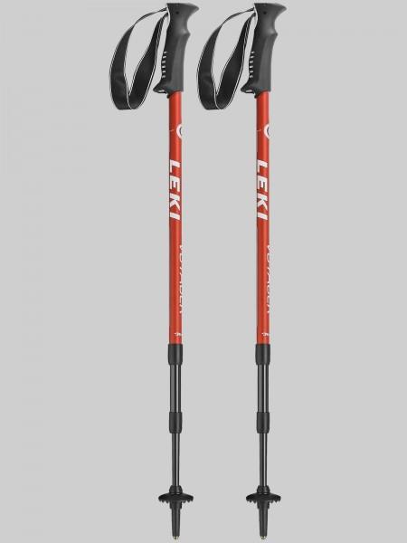 Leki Nordic Walking/Trekking - Voyager - 65-145 cm - orange