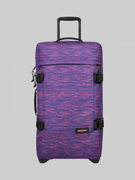 EASTPAK Trolley Koffer TRANVERZ M K662 Knit Pink 78L