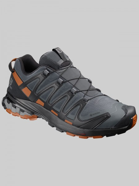 Salomon XA Pro 3D V8 GTX -MEN -ebony/caramel cafe/black