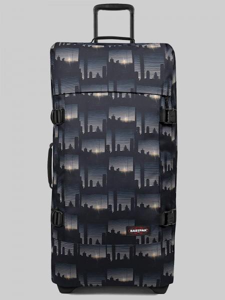 EASTPAK Trolley Koffer TRANVERZ L EK63 Upper East Stri 121L mit TSA Schloss