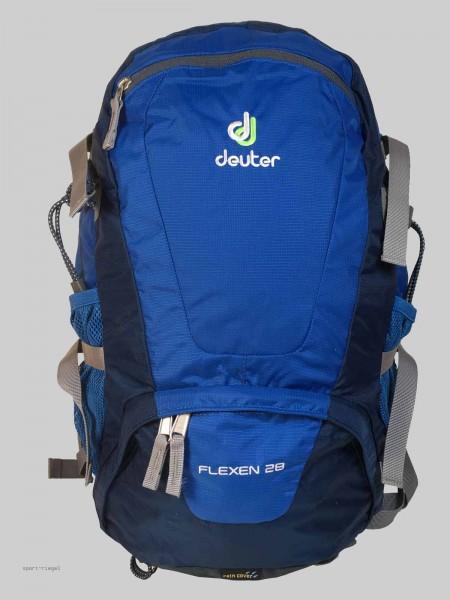 Deuter Rucksack Wanderrucksack Flexen 28 - blau 28L NEU