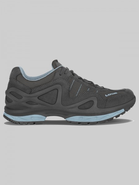 LOWA Gorgon GTX Woman - anthrazit/eisblau