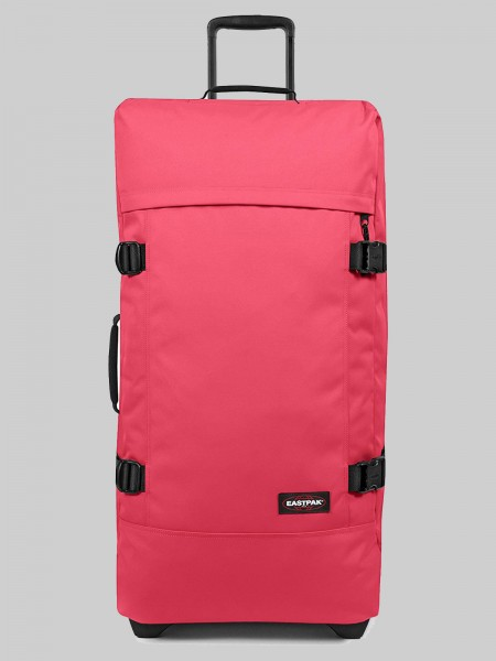 EASTPAK Trolley Koffer TRANVERZ L EK63 Wild Pink 121L NEU FARBE mit TSA Schloss