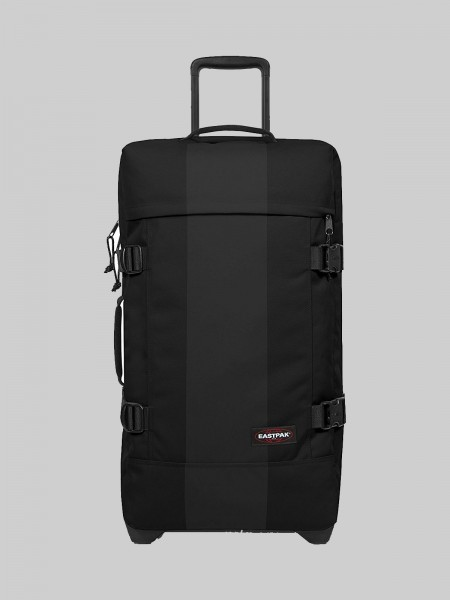EASTPAK Trolley Koffer TRANVERZ M K662 Black Rubber 78L