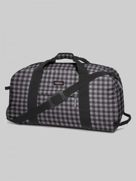 EASTPAK Reisetasche Transfer Warehouse EK072 Simply Black151 Liter